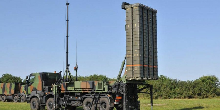 SAMP/T Air Defense System