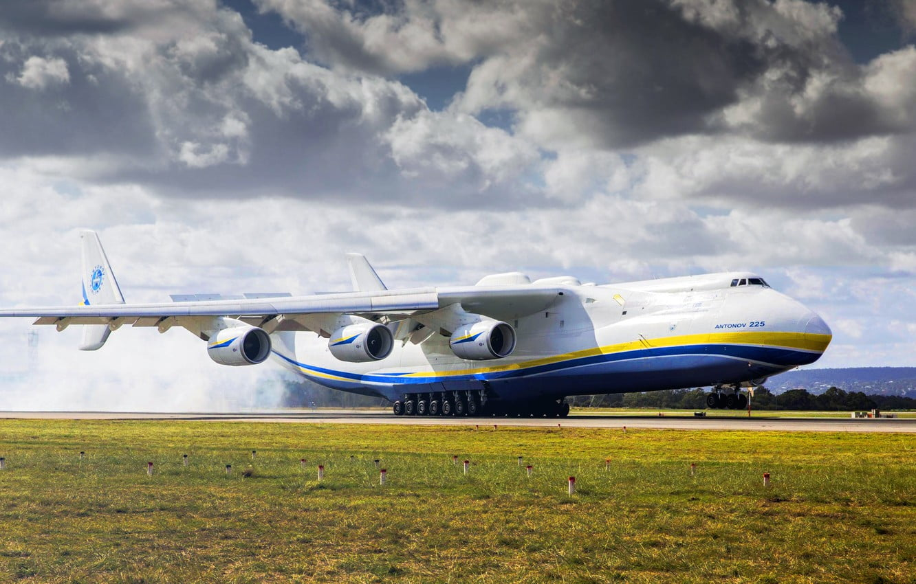 an-225 transport aircraft