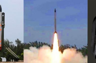 indian hypersonic missile