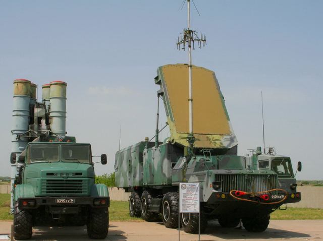 s-300 air defence system