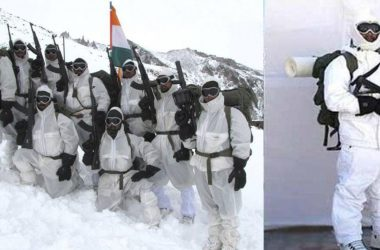 indian army cold weather cloth