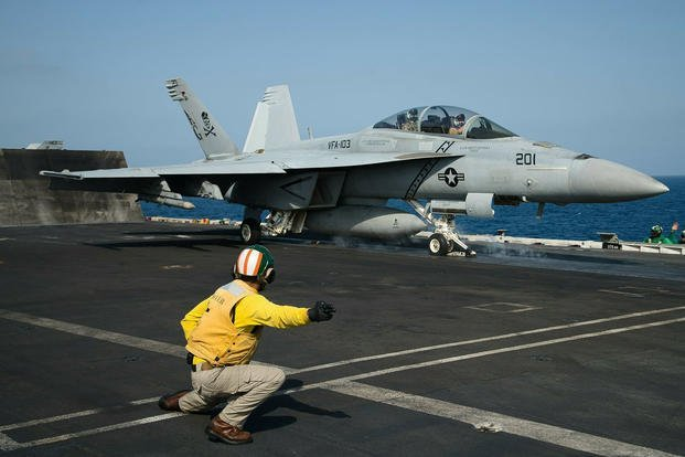 Super Hornet is one example of an airplane 4+