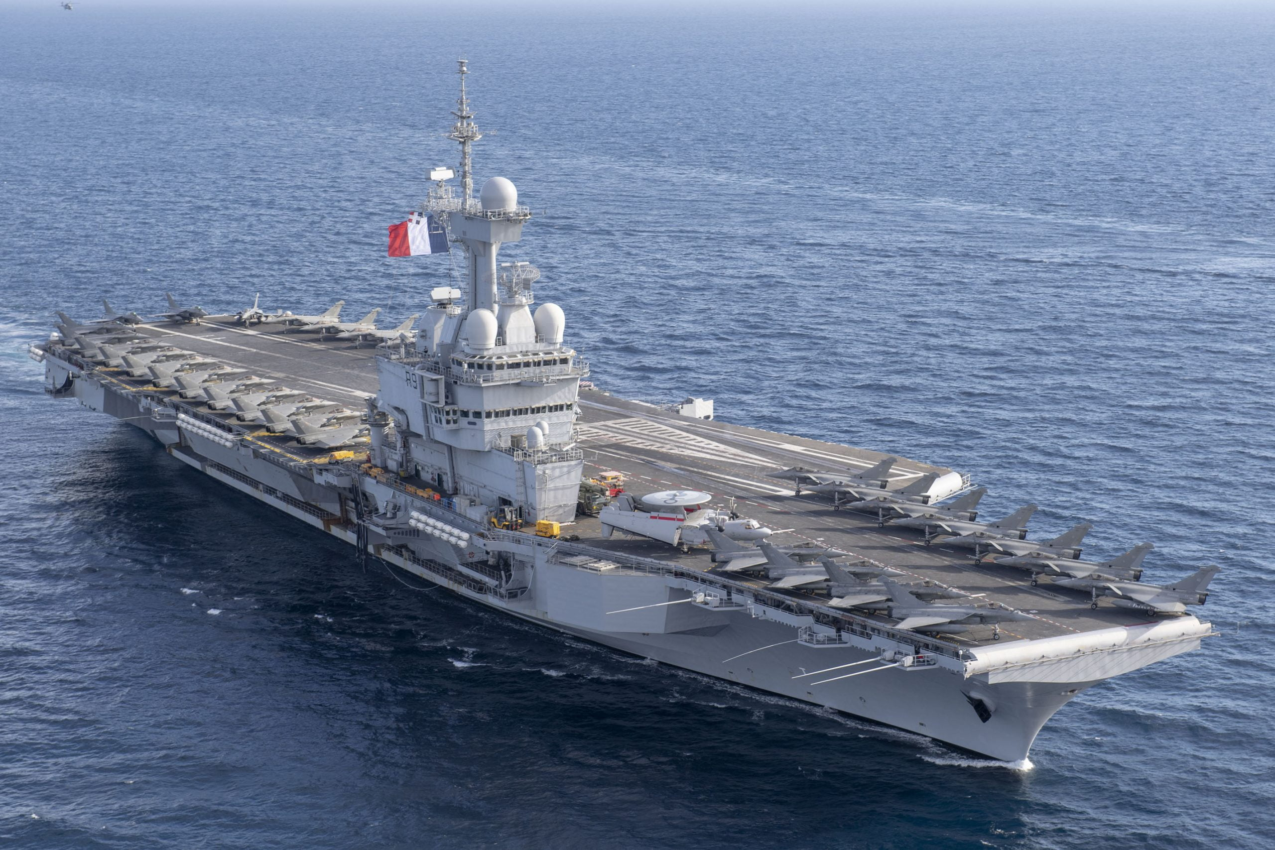 French Carrier De Gaulle