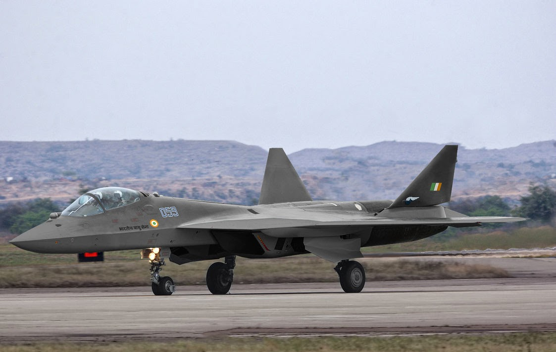 fifth generation fighter india
