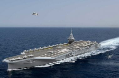french future aircraft carrier