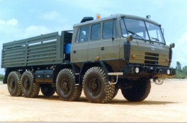 BEML truck Indian army