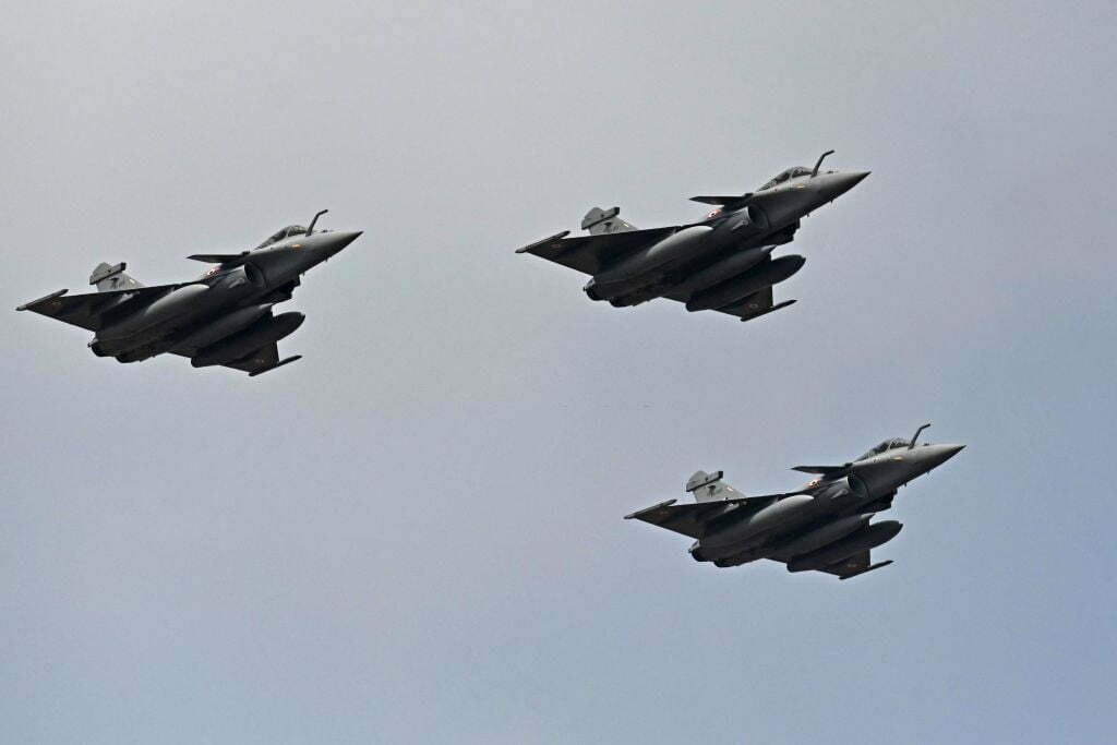 indian airforce Rafale fighter