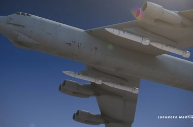 AGM-183A hypersonic missile