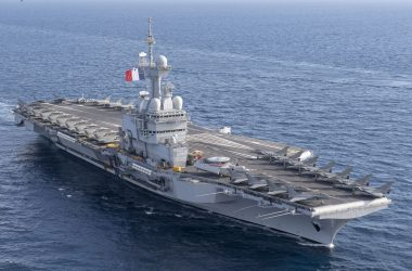 French navy in south china sea