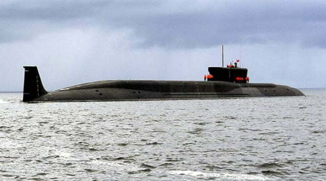 indian nuclear submarine