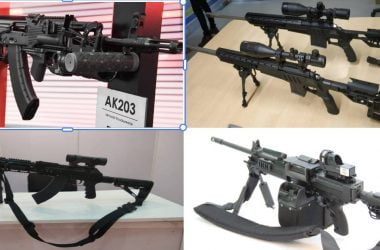 Indian army weapons small arms