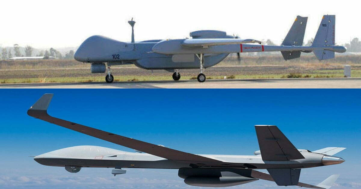 \indian navy drone