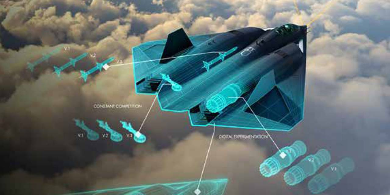 6th generation fighter aircraft