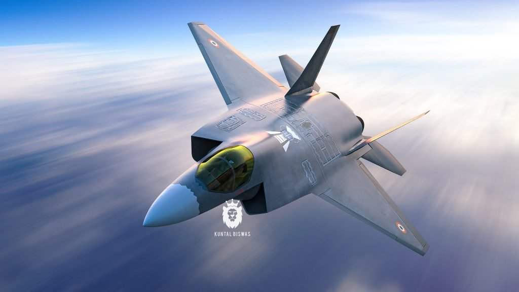AMCA india's fifth generation fighter