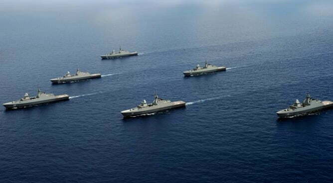 strongest navy in south east asia