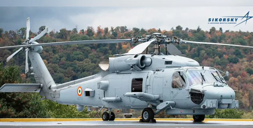 MH-60R seahawk indian navy