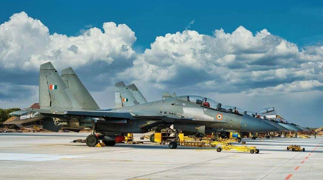 indian military base