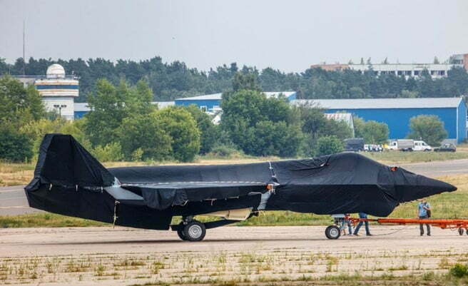 russian new fighter aircraft