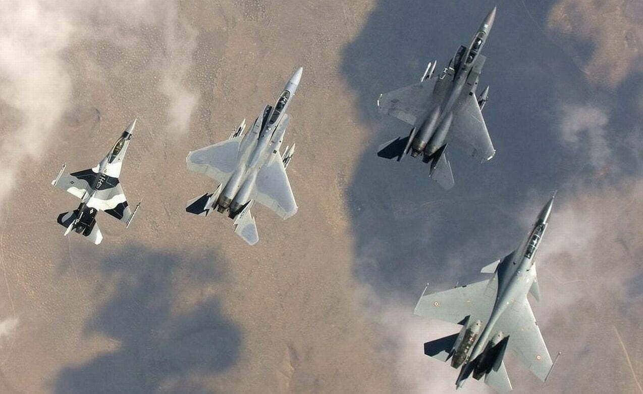 top fighter aircraft