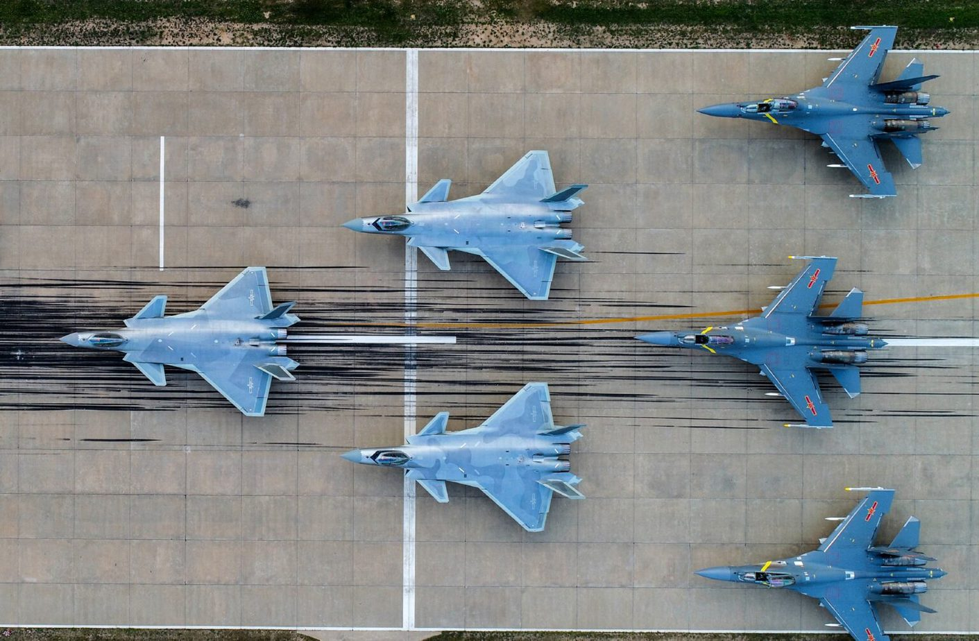 Chinese-Air-Force