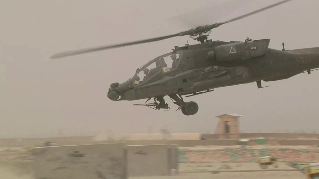 apache helicopter afghanistan